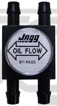 Jagg 機油冷卻器用 旁通閥