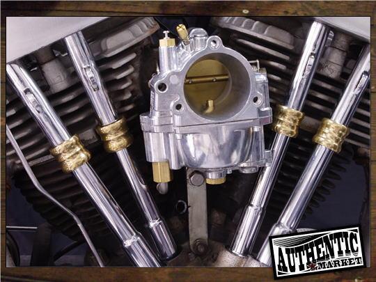 【GUTS CHROME】推桿襯套 Type5 黃銅 - 「Webike-摩托百貨」