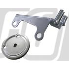 【GUTS CHROME】SU 化油器用 節氣門座組
