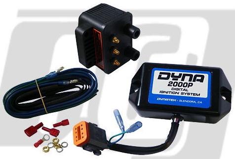 Dyna2000 點火控制模組 8 Pin 獨立點火線圈組