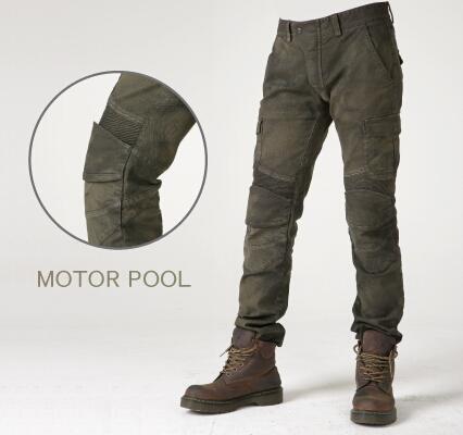 MOTOPANTS MOTORPOOL 牛仔車褲