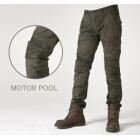 【uglyBROS】MOTOPANTS MOTORPOOL 牛仔車褲