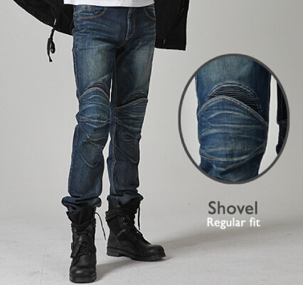MOTOPANTS SHOVEL 牛仔車褲