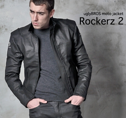 MOTO JACKET ROCKERZ ver.2 騎士夾克
