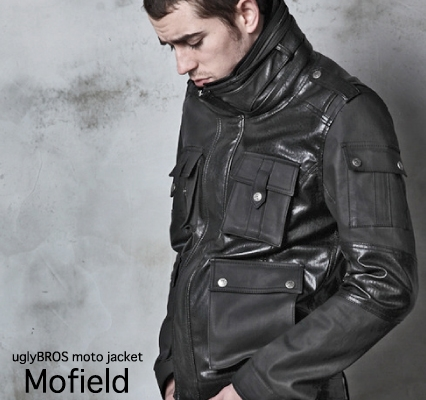 【uglyBROS】MOTO JACKET MOFIELD 騎士夾克 - 「Webike-摩托百貨」