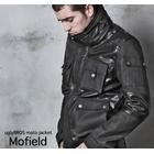 【uglyBROS】MOTO JACKET MOFIELD 騎士夾克