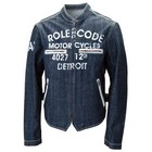 【DEGNER】牛仔夾克【Roll And Code】