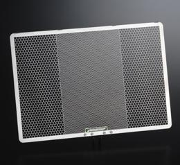 Z800(13-)用 散熱器核心(水箱)保護蓋