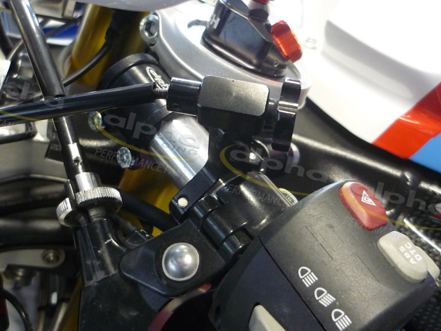 【alpha Racing】Racing 煞車拉桿用行程調節旋鈕 - 「Webike-摩托百貨」