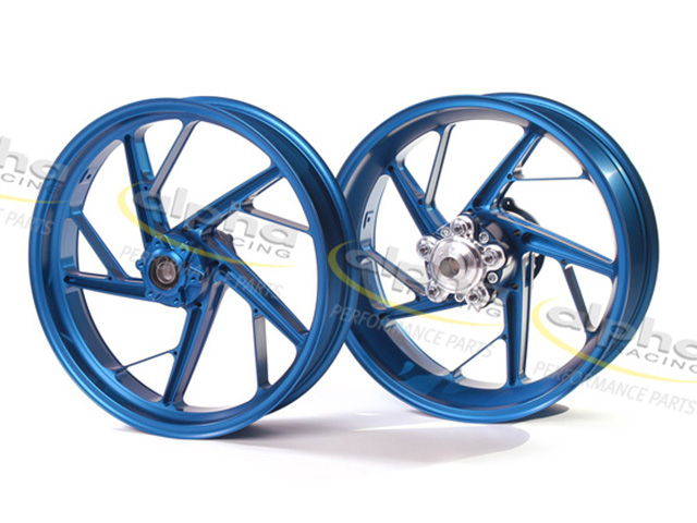 Racing 鍛造鋁合金輪圈