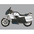 【Wegener】別針徽章 BMW K100RS