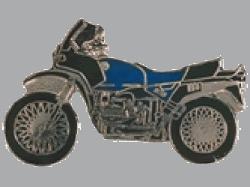 別針徽章 BMW R100GS