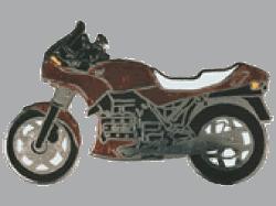 別針徽章 BMW K75