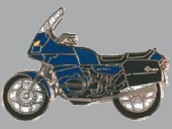 別針徽章 BMW R100RT