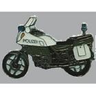 【Wegener】別針徽章 BMW K75 交通警察