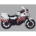 【Wegener】別針徽章 BMW K75 救急車輛