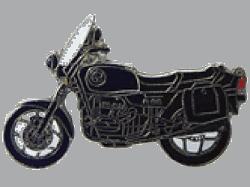別針徽章 BMW R100R