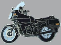 別針徽章 BMW R80RT