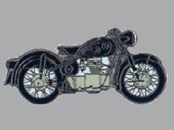 別針徽章 BMW R27