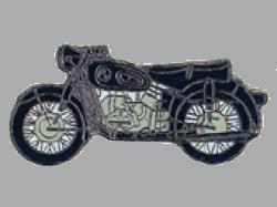 【Wegener】別針徽章 BMW R69S - 「Webike-摩托百貨」