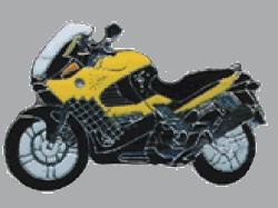 別針徽章 BMW K1200RS 前期