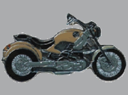 【Wegener】別針徽章 BMW R1200C - 「Webike-摩托百貨」