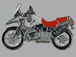 別針徽章 BMW R1150GS