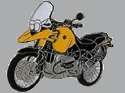 【Wegener】別針徽章 BMW R1150GS - 「Webike-摩托百貨」