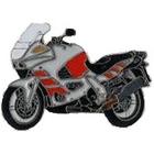 【Wegener】別針徽章 BMW K1200RS 後期
