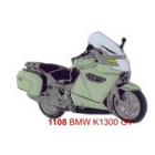 【Wegener】別針徽章 BMW K1300GT