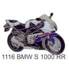 【Wegener】別針徽章 BMW S1000RR