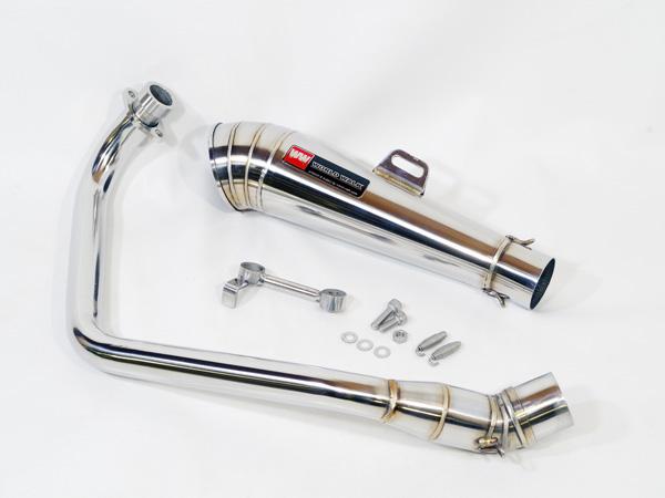 【World Walk】GP style 全段排氣管 - 「Webike-摩托百貨」