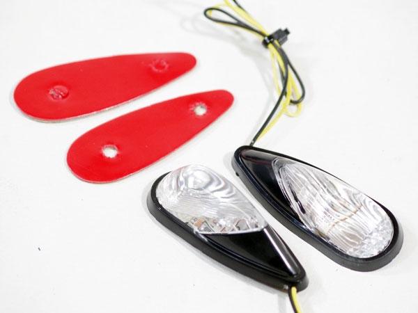 黏貼式LED方向燈
