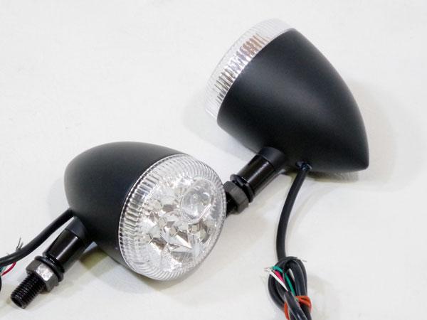 LED方向燈:hanabi 3 Function:黑外殼