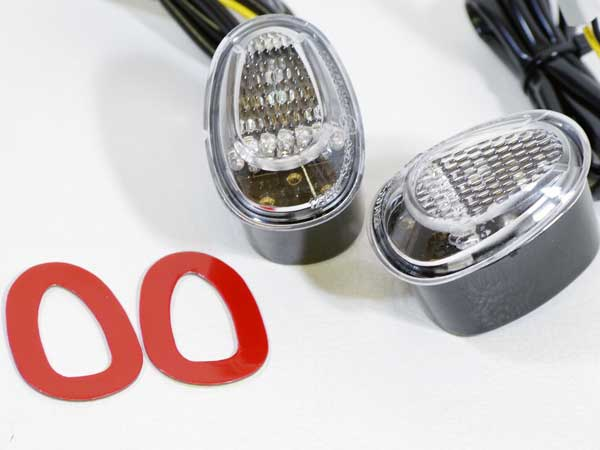LED前方向燈