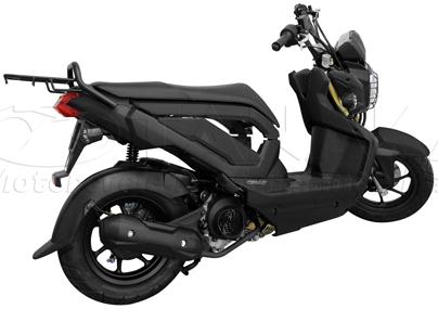 【田中商會】ZOOMER-X用 印刷碳纖維 外觀套件 8件組 - 「Webike-摩托百貨」