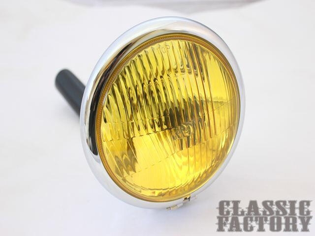 【CLASSIC FACTORY 】5.5吋  Bates 頭燈 - 「Webike-摩托百貨」
