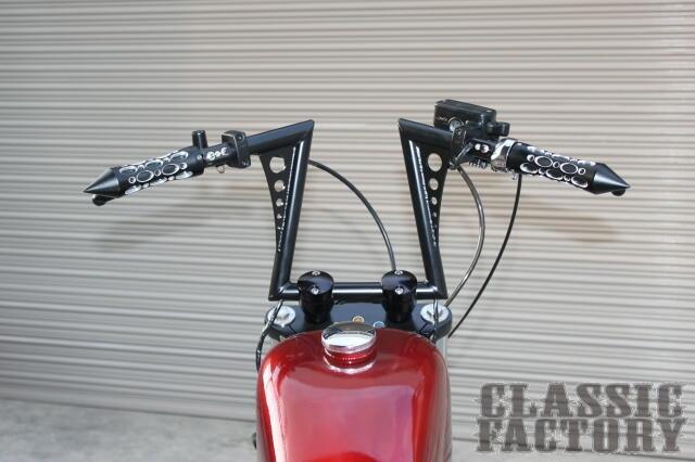【CLASSIC FACTORY 】TACO-ROBO (HIGH) 1吋 25cm 把手 - 「Webike-摩托百貨」