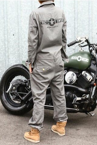 【CLASSIC FACTORY 】GOEZ 時尚連身衣 - 「Webike-摩托百貨」