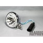 【CLASSIC FACTORY 】4.5吋 Bates 頭燈 (晶鑽/電鍍)