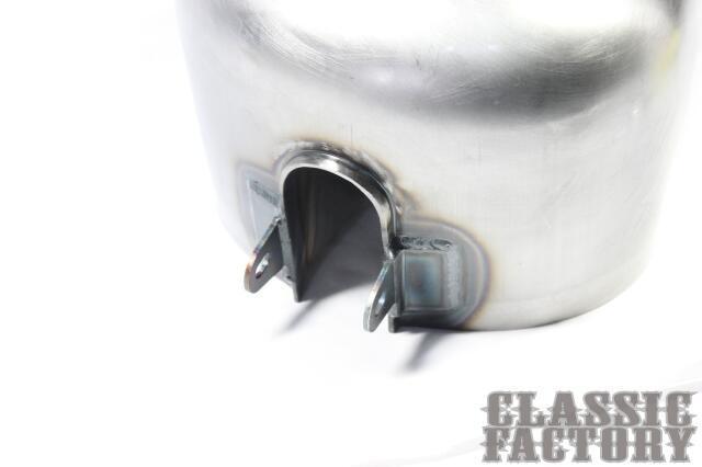 【CLASSIC FACTORY 】High Tunnel SPORTSTER 油箱 (2.25加侖) - 「Webike-摩托百貨」