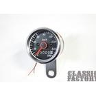 【CLASSIC FACTORY 】48Φ 轉速錶 (黑色)