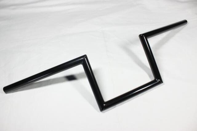【CLASSIC FACTORY 】7/8吋 Robohan 把手6吋(15cm)黑 - 「Webike-摩托百貨」