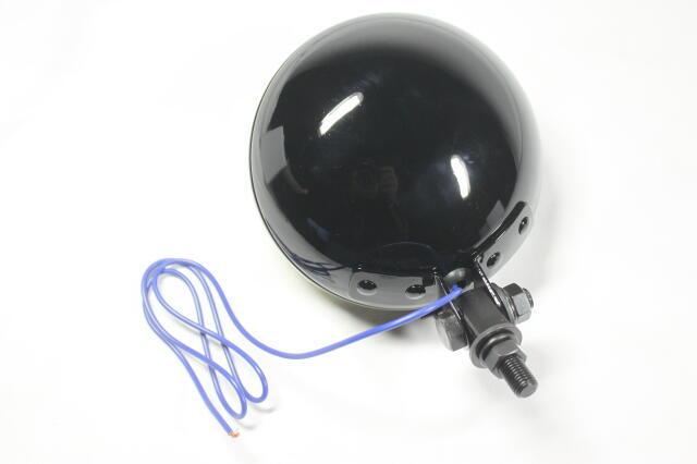 【CLASSIC FACTORY 】Thin Bates 頭燈 (黃色/黑色) - 「Webike-摩托百貨」