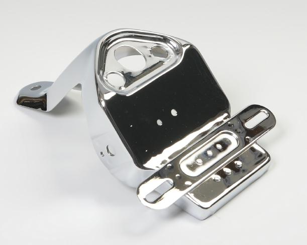 【INADOME】尾燈支架 (輸出車用) - 「Webike-摩托百貨」