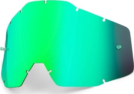 【部品】RACECRAFT/ACCURI 風鏡用防霧鏡片