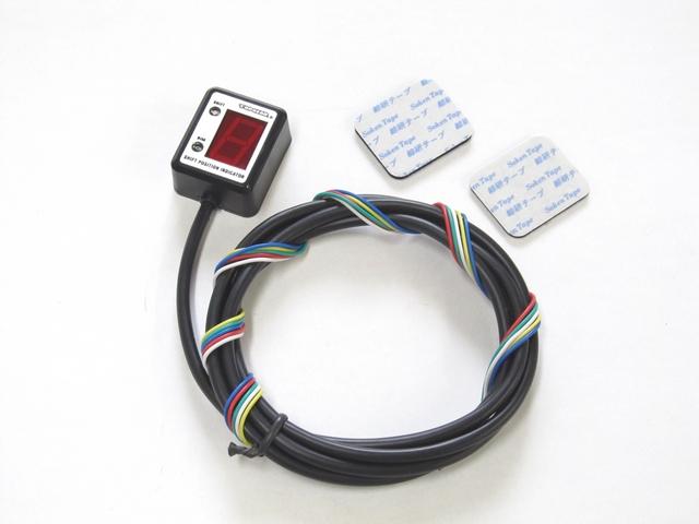 【PROTEC】檔位指示器 3速5速 (12V Mini Bike用) SPI-110mini - 「Webike-摩托百貨」