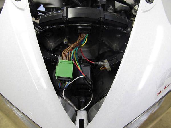【PROTEC】SPI-Y24 檔位指示器套件 YZF-R1 - 「Webike-摩托百貨」