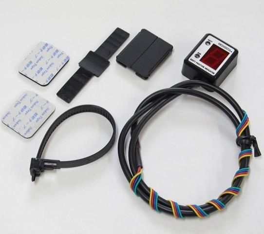 【PROTEC】SPI-HD3 檔位指示器套件 - 「Webike-摩托百貨」
