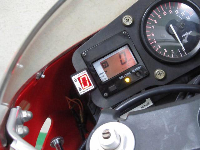 SPI-H23 檔位指示器套件 NSR 250 R